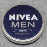 男性用ニベアメンクリームで顔、全身をスキンケアしたら・・