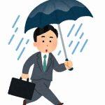 傘に防水スプレーをやると驚くほど防水機能が復活!【水玉が滑る!】
